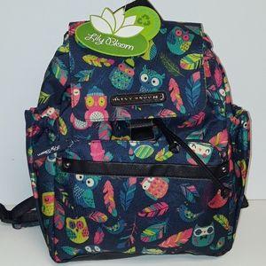 NWT Lily Bloom Flock Together Caroline Backpack